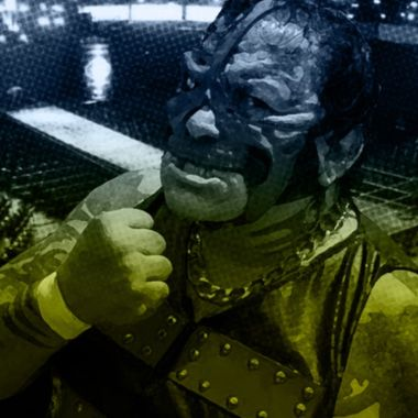 Checa el perfil de Pirata Morgan, luchador que perdió un ojo 29/07/2020