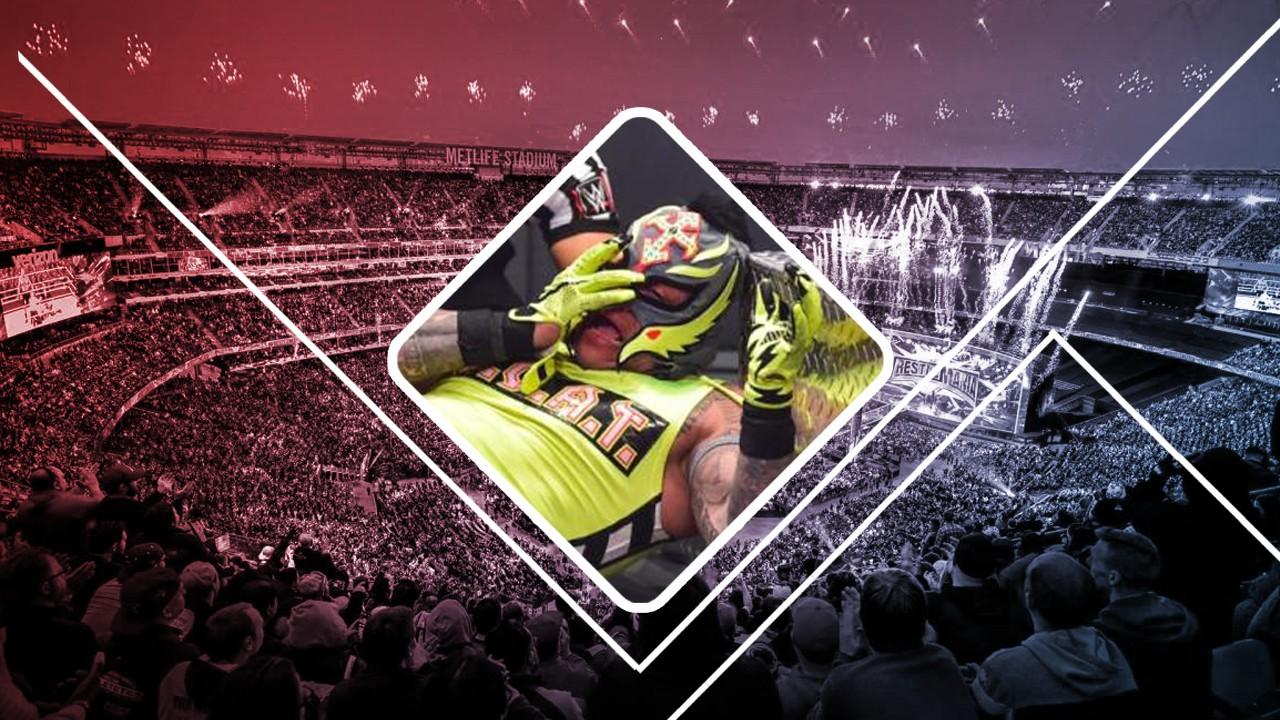 ¿Es real que Rey Mysterio perdió un ojo en la WWE? 20/07/2020