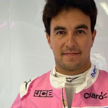 Sergio Pérez da positivo a exámenes de coronavirus de la F1 30/07/2020