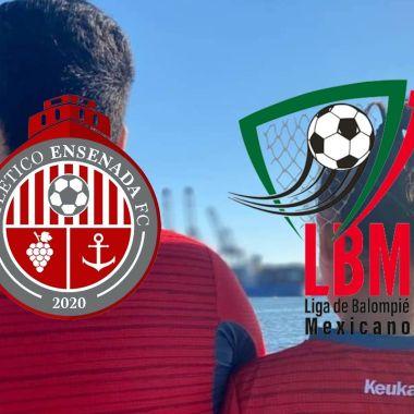 Atlético Ensenada de la LBM transmitirá sus partidos con televisora internacional 29/08/2020