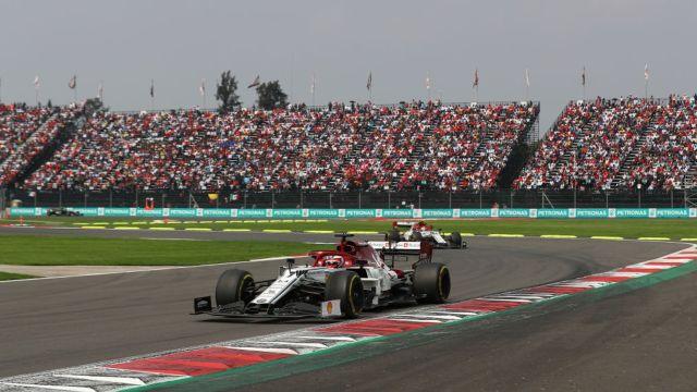 Se cancela Gran Premio de México de la Fórmula 1 24/07/2020