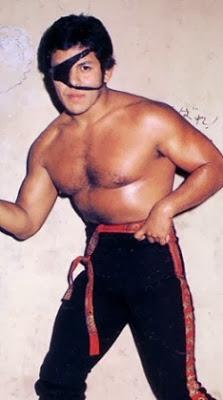 Checa el perfil de Pirata Morgan, luchador que perdió un ojo 27/07/2020