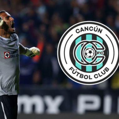 Portero de Cruz Azul es el nuevo refuerzo del Cancun FC 08/07/2020