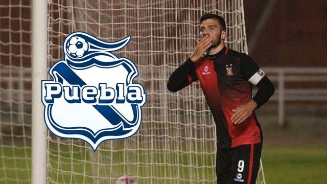 El Puebla cierra a delantero del futbol de Tailandia 08/07/2020