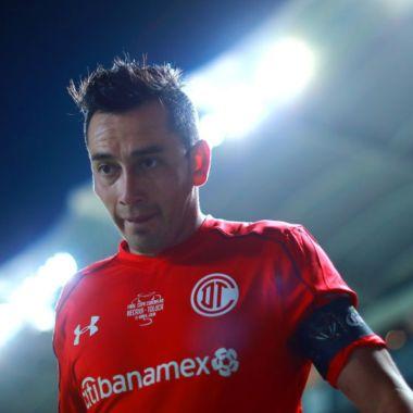 Toluca hace trueque y consigue a Rubens Sambueza 14/07/2020