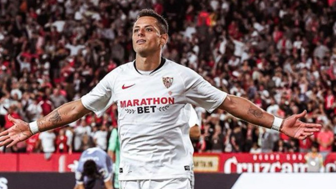 Chicharito sería flamante campeón de la Europa League