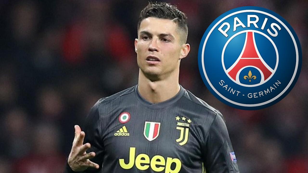 Cristiano Ronaldo compartiría vestidor con Mbappé y Neymar
