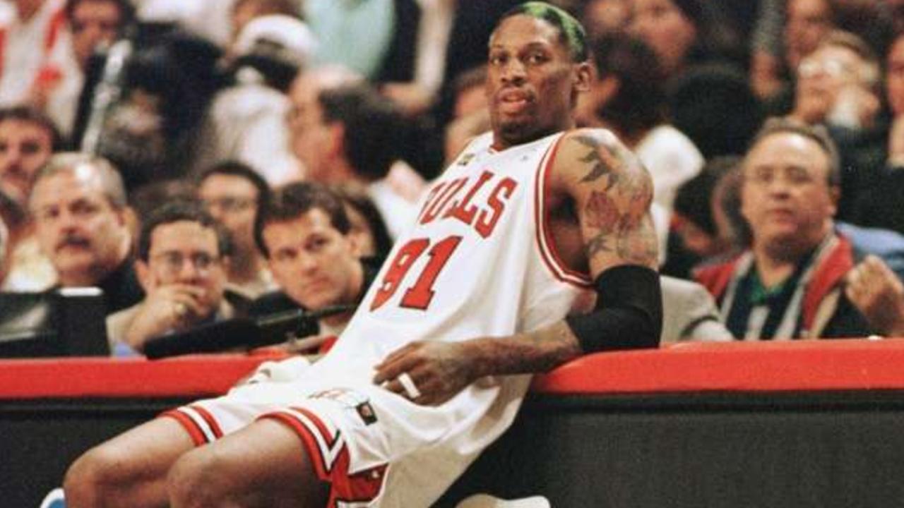Dennis Rodman revela detalles de sus encuentros sexuales mientras era jugador de la NBA