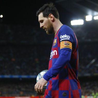 Lionel Messi se quedaría sin jugar durante un año