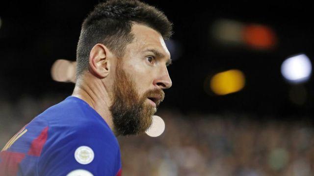Lionel Messi no se presenta a pruebas de coronavirus de Barcelona