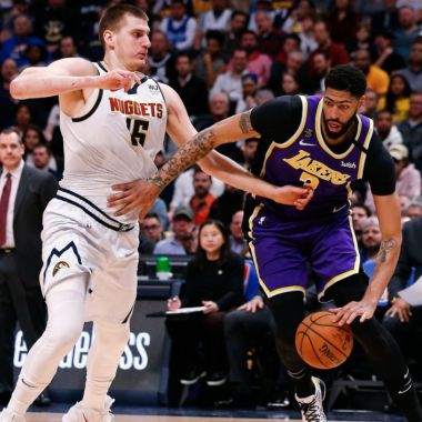 ¿A qué hora es y dónde ver en vivo Nuggets contra Lakers?