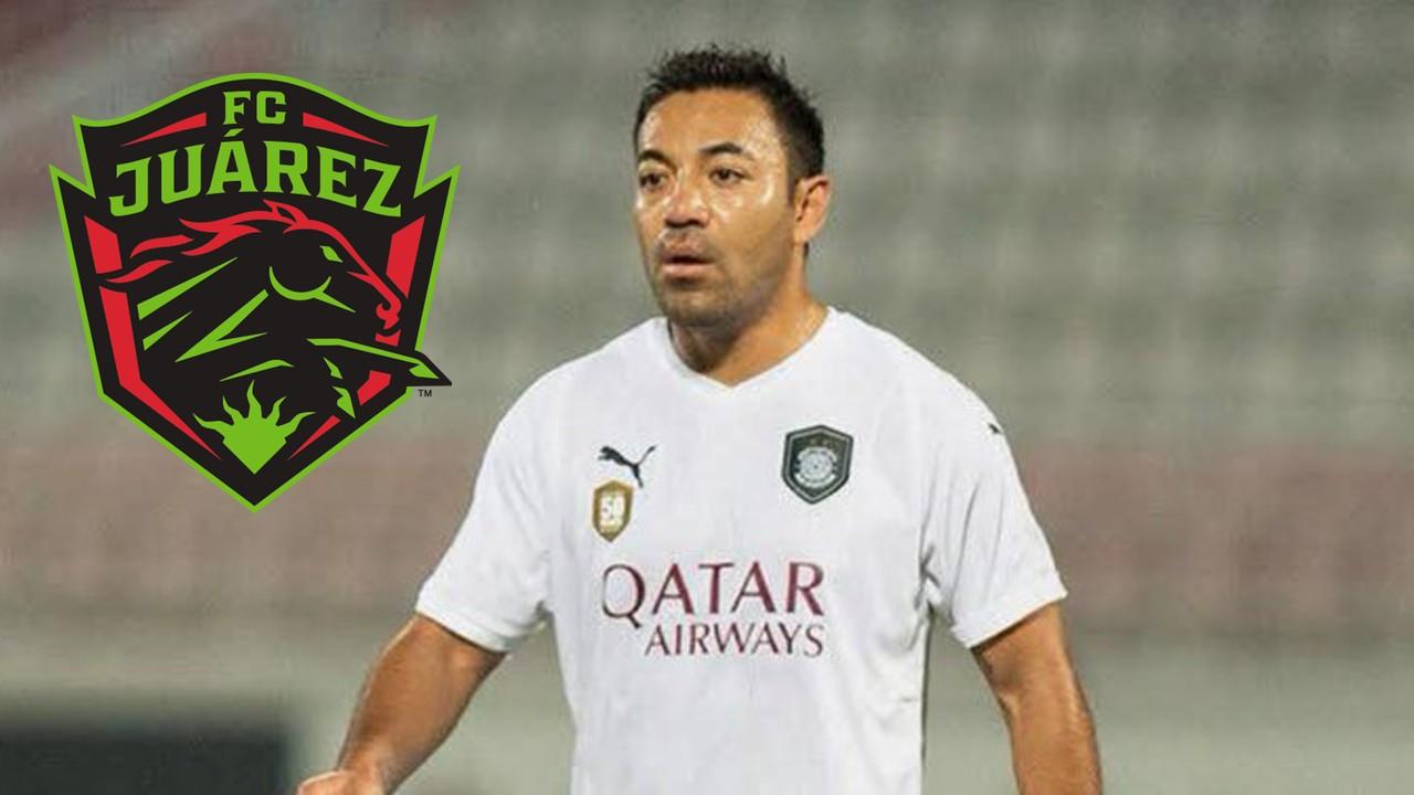 Foto: Marco Fabián está muy cerca de jugar con el FC Juárez
