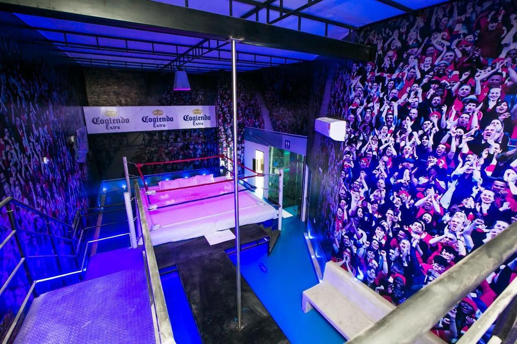 Motel Lucha Libre Colima Los Pleyers