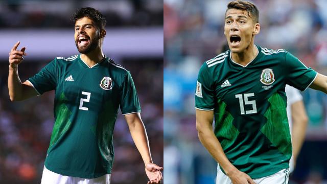 América va por Héctor Moreno, Néstor Araujo o Luis Fuentes