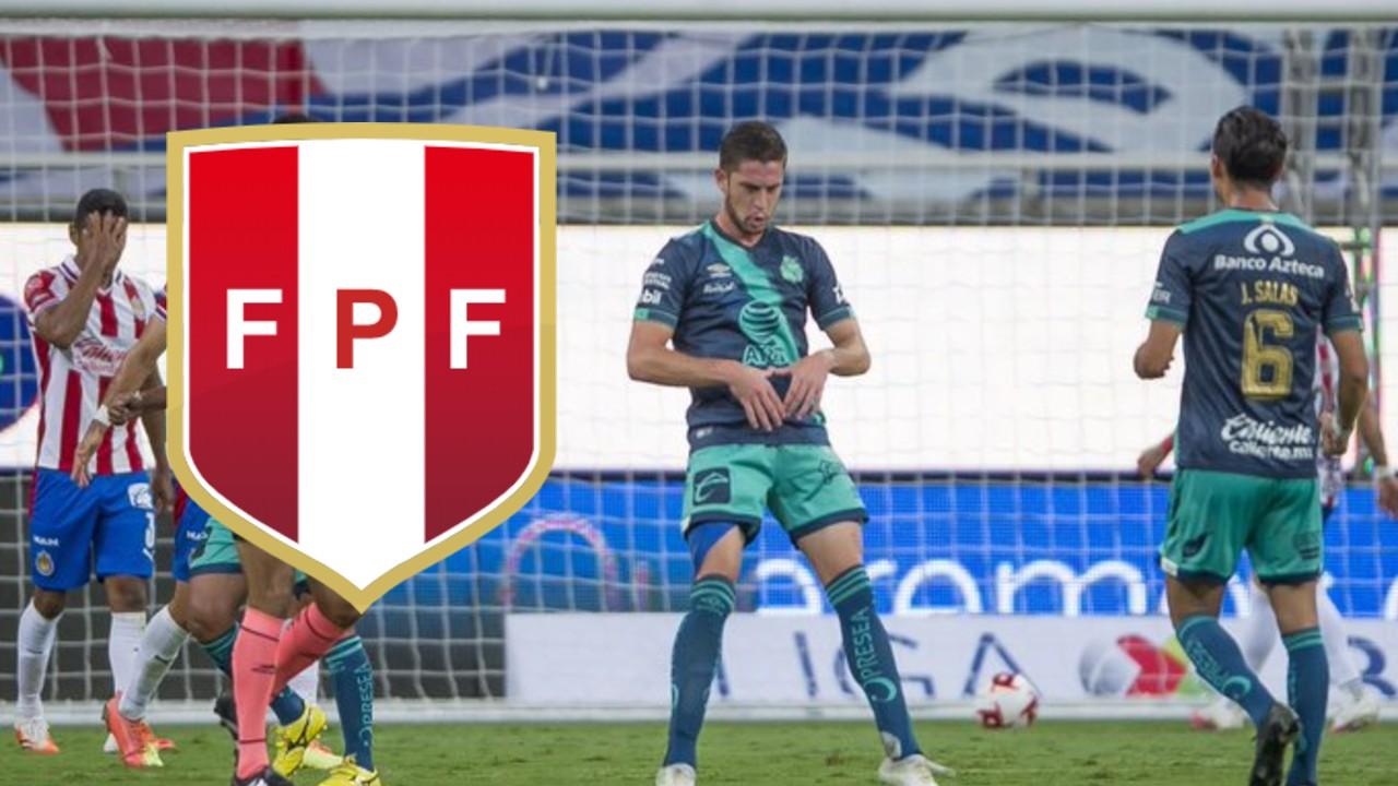 Santiago Ormeño haría a un lado a México para jugar con Perú