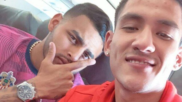 Uriel Antuna y Alexis Vega fueron separados de Chivas como castigo por organizar fiesta