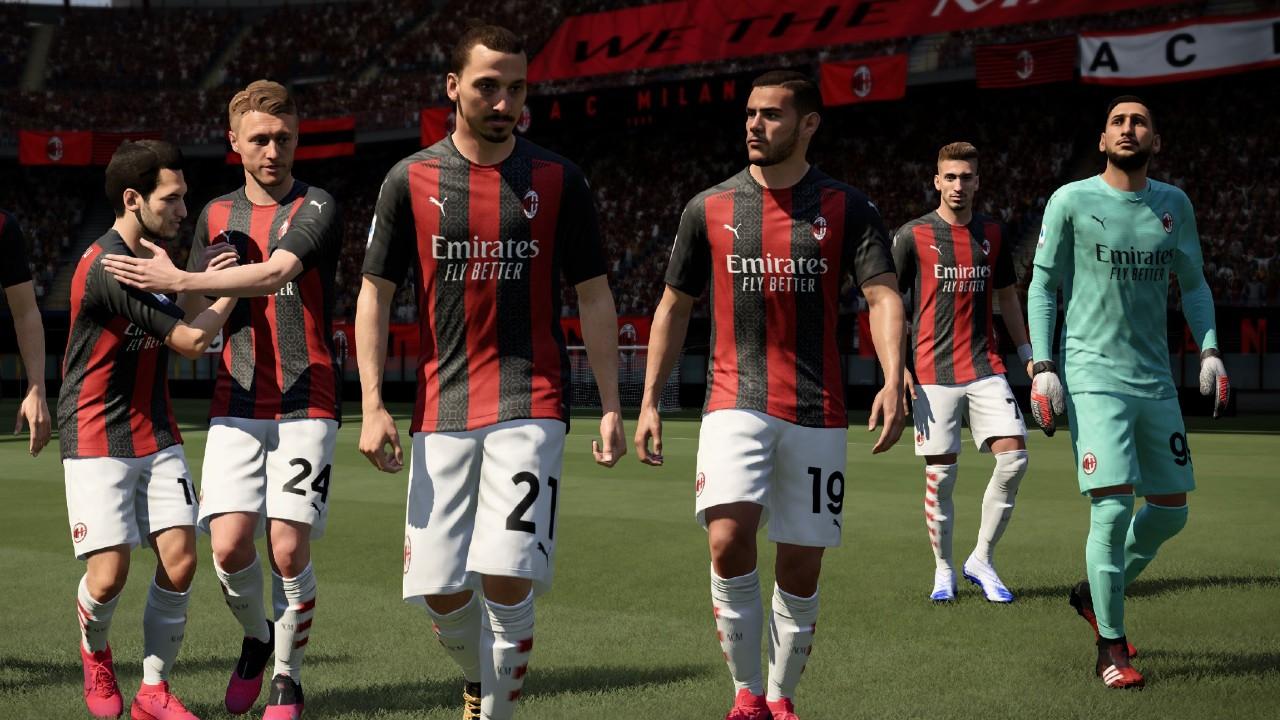 Lanzan el trailer del FIFA 21 y estas son las nuevas mejoras