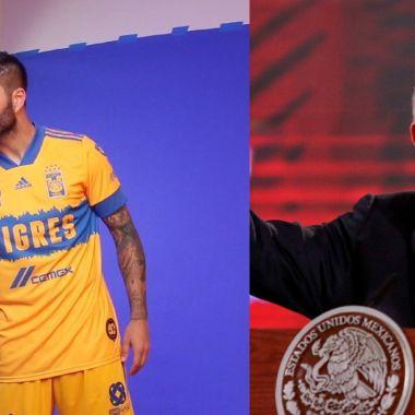 AMLO critica los altos salarios de futbolistas de la Liga MX