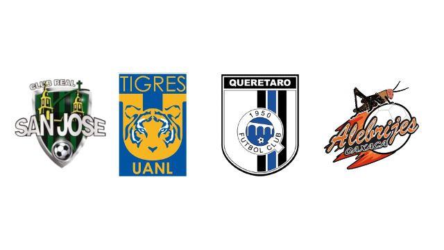 ¿Cuál es el escudo más feo del futbol mexicano?