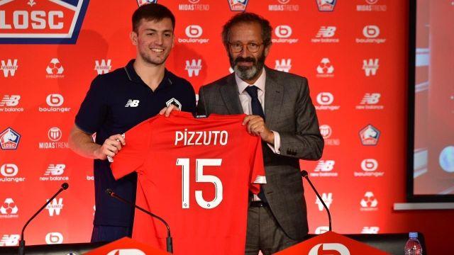 Eugenio Pizzuto firmó con el Lille, pero ¿quién lo hizo posible? 01/08/2020