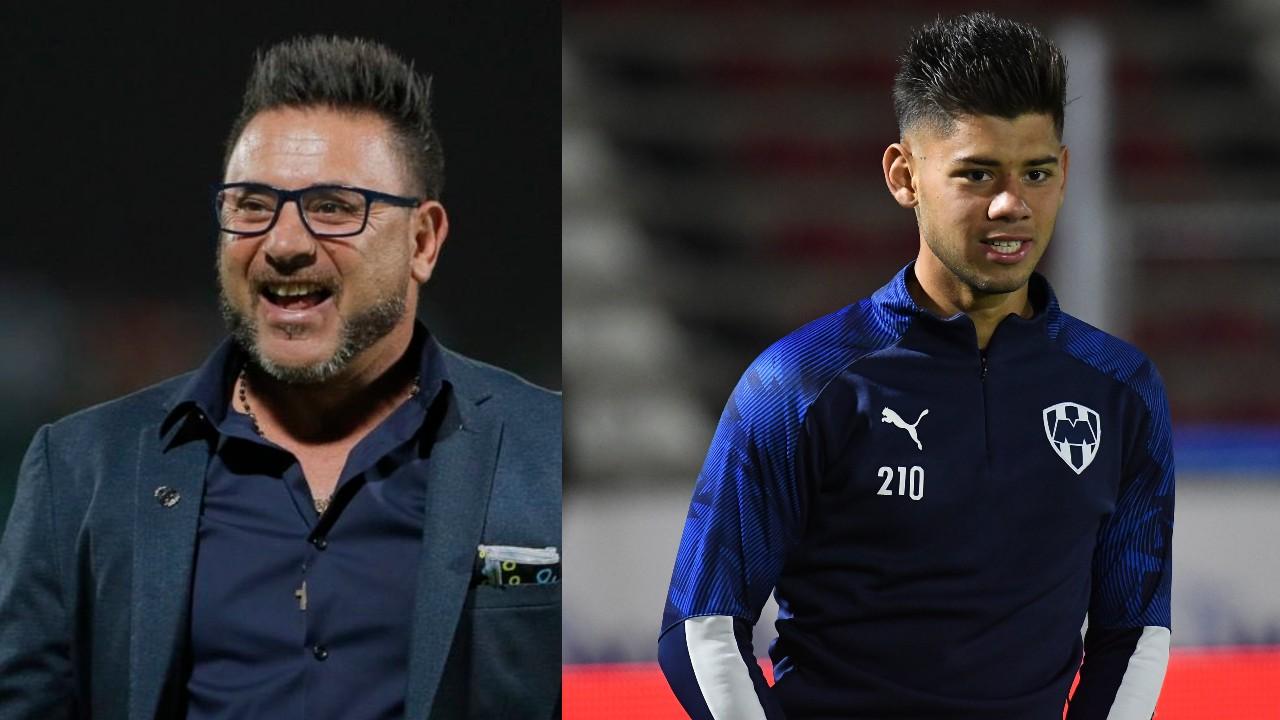 Acusan al Turco Mohamed de nepotismo por querer debutar a su hijo con Monterrey 01/08/2020