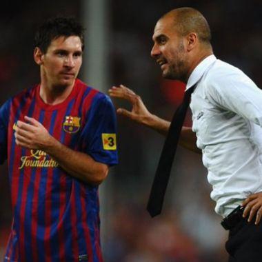 Lionel Messi no llegaría al Manchester City