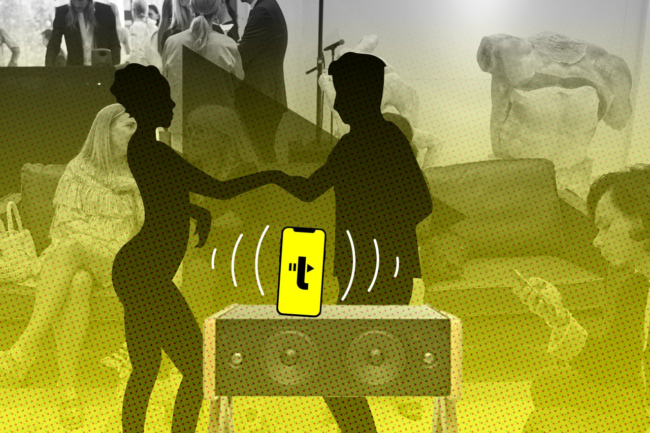 Trebel: Sin usar tus datos, guarda música para tu rutina de baile