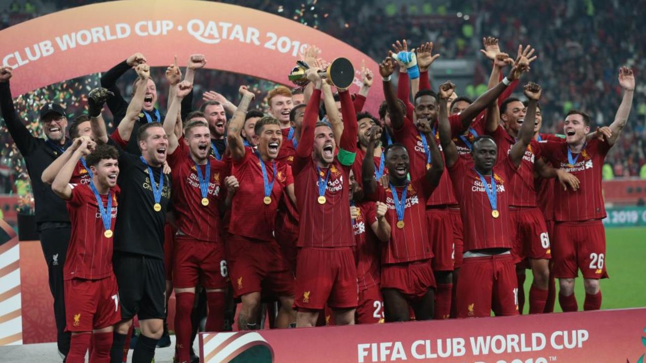 Liverpool campeón mundial de clubes de la FIFA 2019