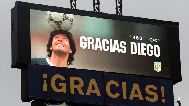 canciones inspiradas en Maradona
