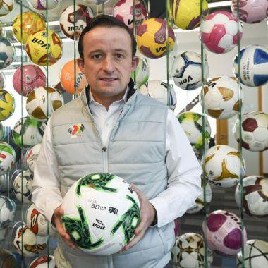 Mikel Arreola presidente ejecutivo Liga MX