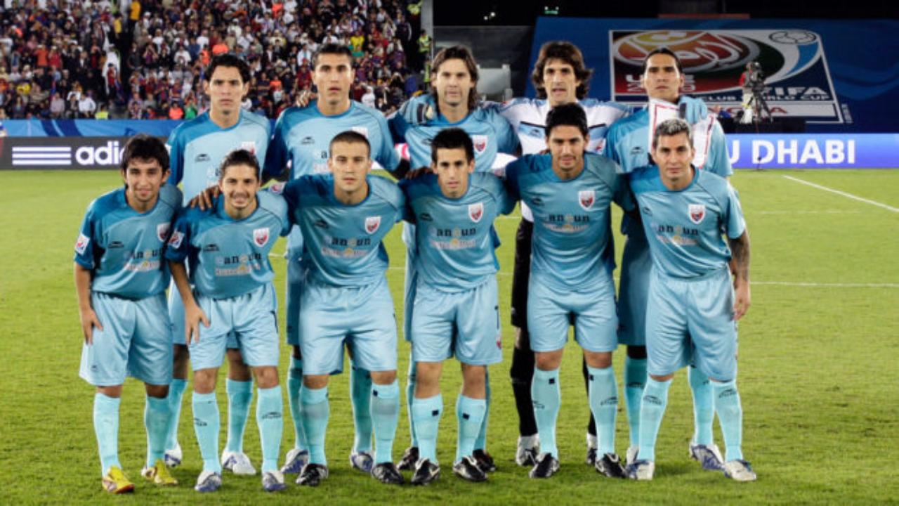 Atlante en el Mundial de Clubes 2009