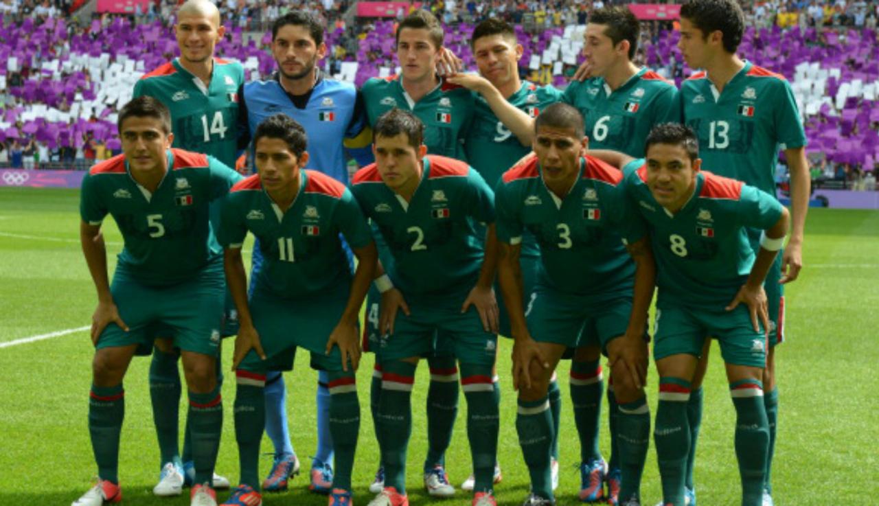 México y la selección de Londres 2012