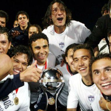 Pachuca campeón copa sudamericana