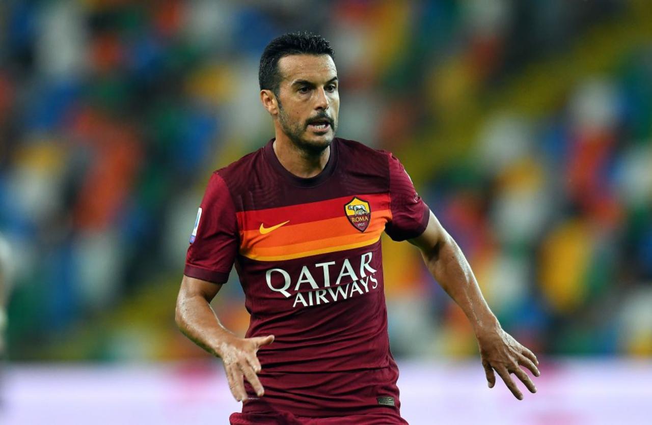 Pedro es nuevo jugador de la Roma
