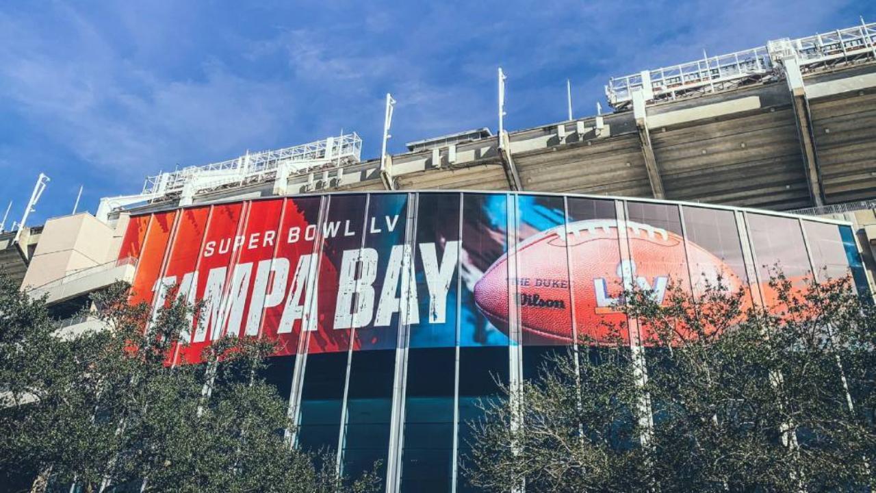 Tampa Bay el lugar del super bowl LV