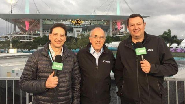 Segarra, Burak y Toño de Valdés