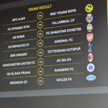 UEFA Europa League octavos de final