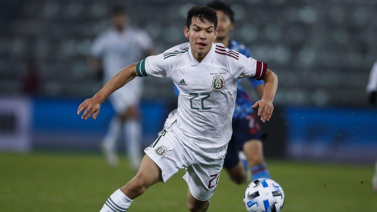 Selección Mexicana partidos amistosos en Europa