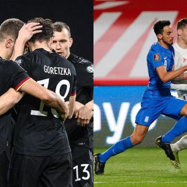 Eliminatorias mundialistas Europa