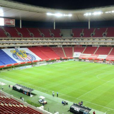 Estadio Chivas clásico de Clásicos