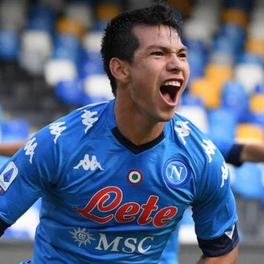 Hirving Lozano recuperado lesión Napoli