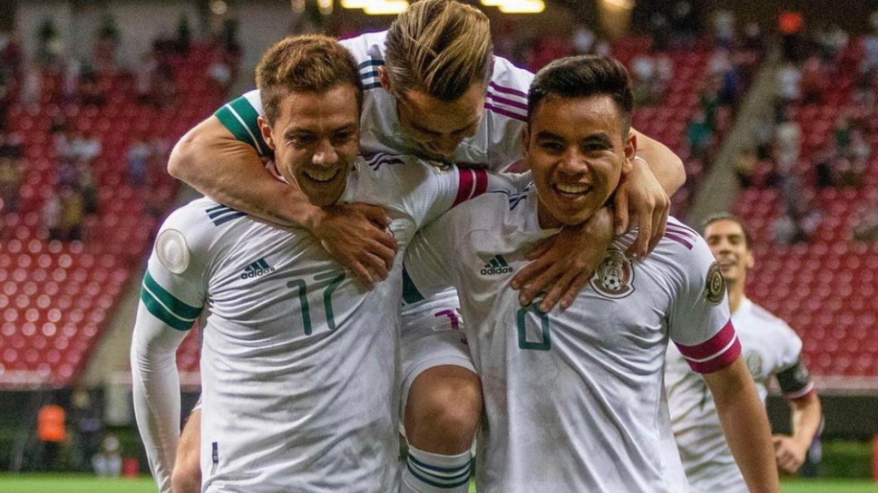 Selección Mexicana vs Estados Unidos preolímpico