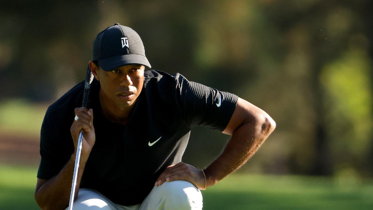 Accidente Tiger Woods exceso velocidad