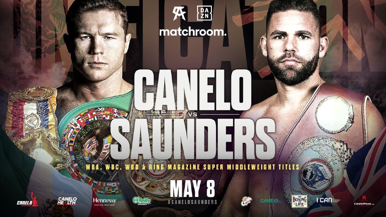 Boxeador apostará nocaut Canelo Saunders