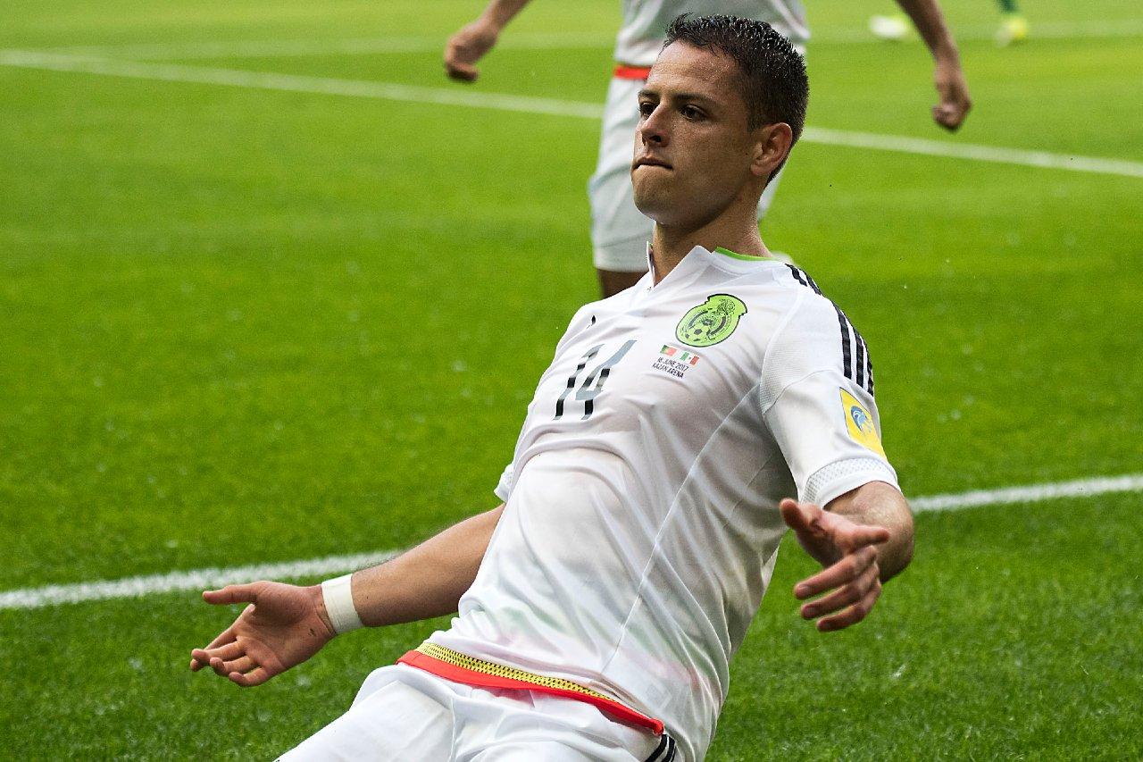 Chicharito Hernández futuro Selección Mexicana