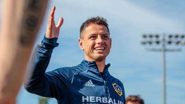 Chicharito llegada MLS mejorar nivel