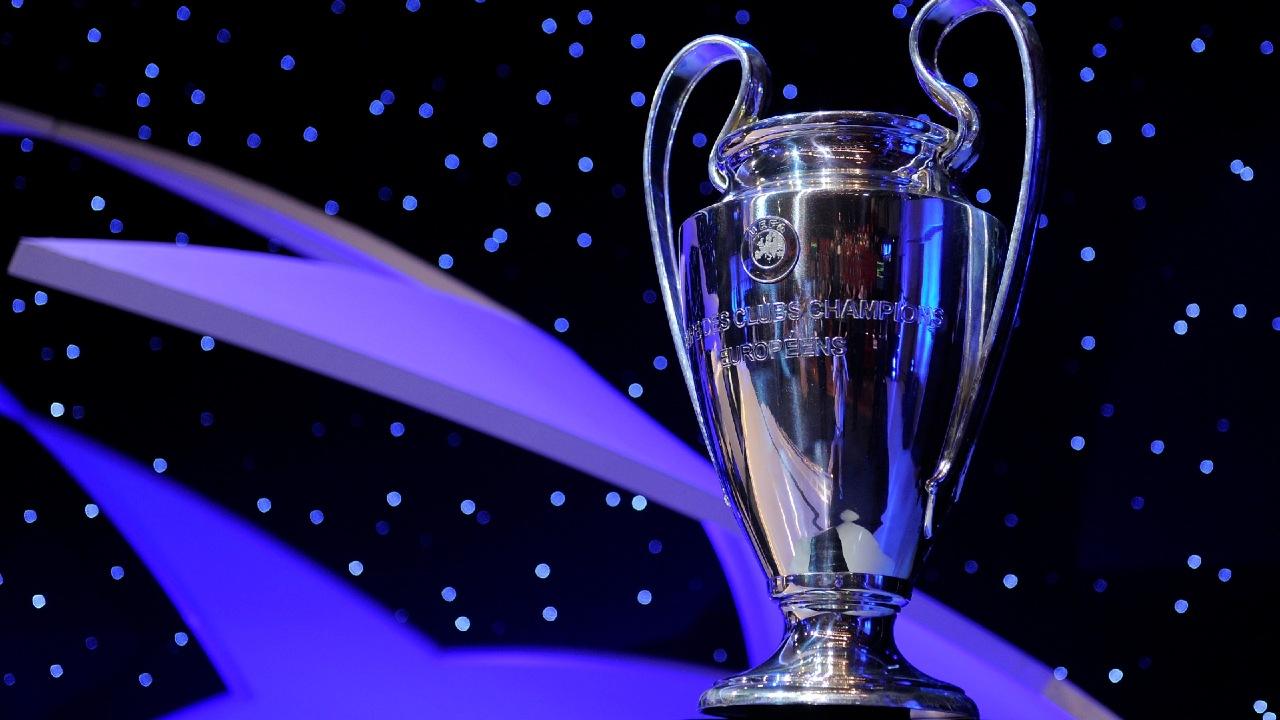 las semifinales de la UEFA Champions League