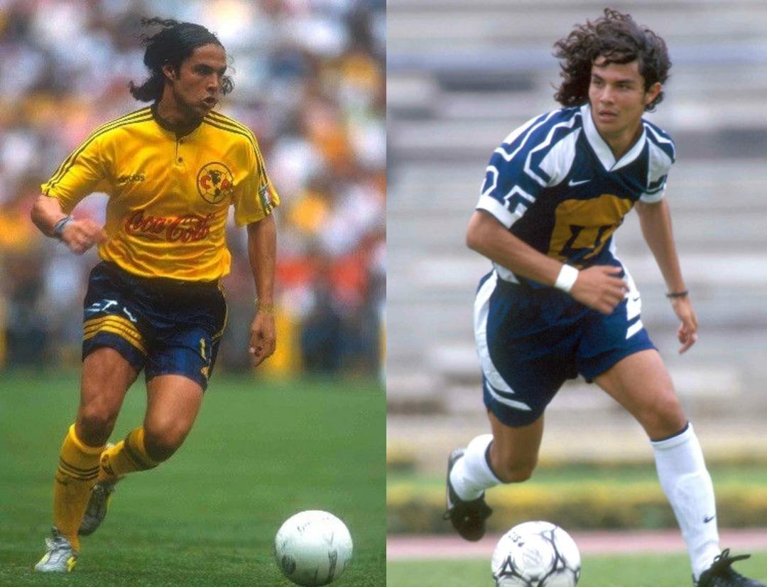 América Pumas jugadores ambos equipos Braulio Luna