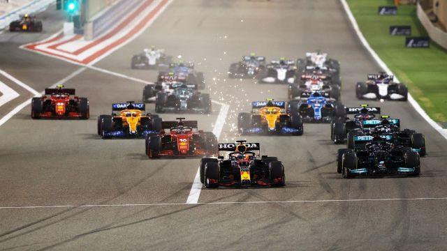 F1 GP Emilia Romaña horario Príncipe Felipe
