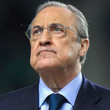 Florentino Pérez real madrid superliga europea uefa